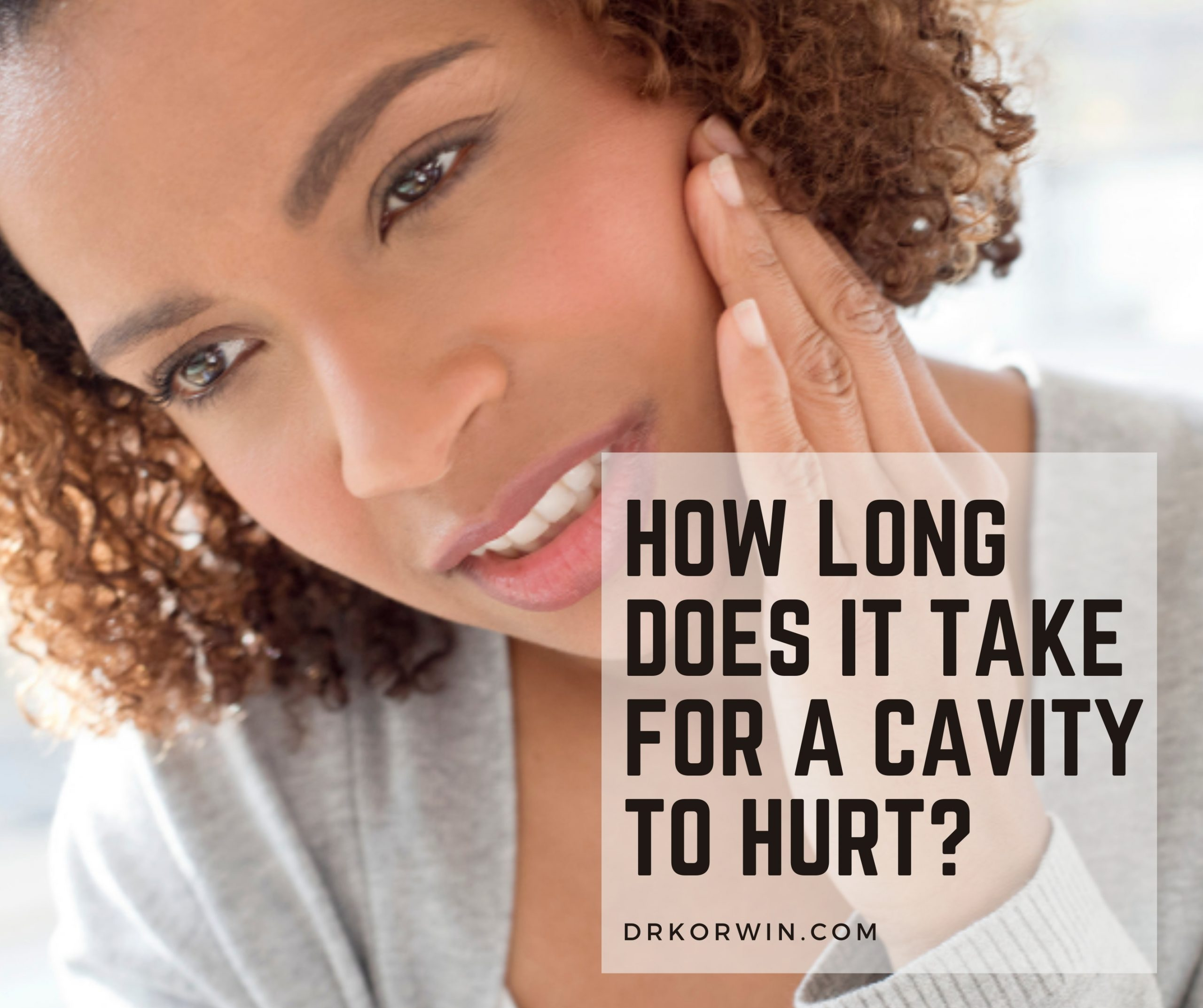 Should you wait till your tooth hurts?