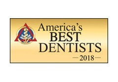 Dr. Korwin America's Best Dentists 2018