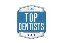 Dr. Korwin Top Dentist 2018