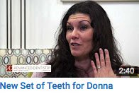 New Set of Teeth testimonial