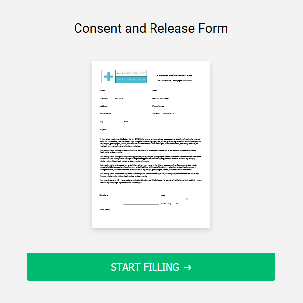 Consent and Release