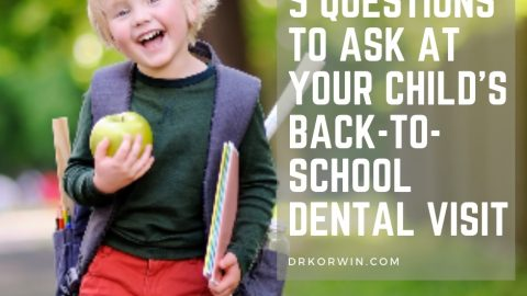 5 Questions to Ask at Your Child's Back-to-School Dental Visit
