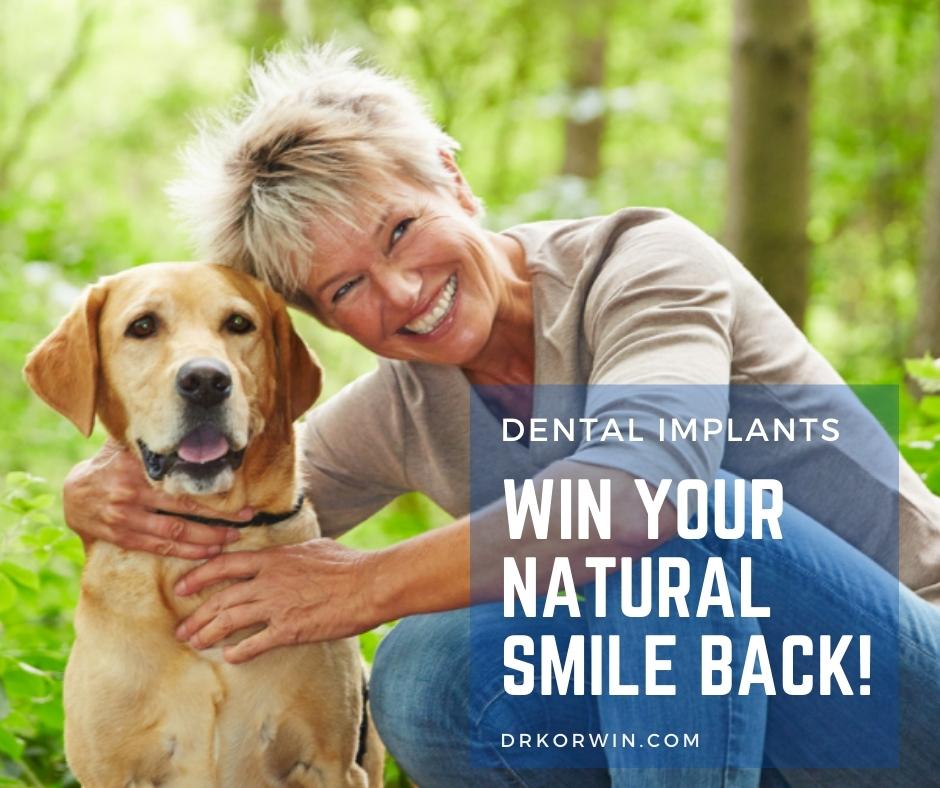 Dental Implants - Celebrating Dental Implant Month